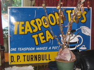 Turnbull store sign
