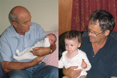 fathers day pic - ian and gerry
